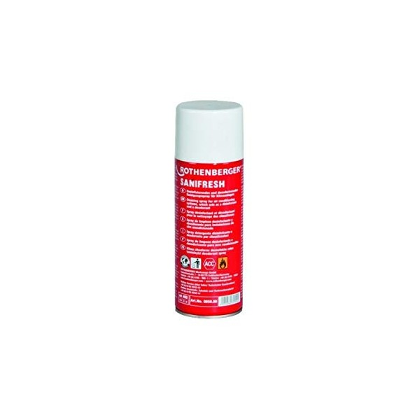 SANIFRESH Spray detergente, disinfettante e deodorante