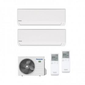 CLIMATIZZATORE PANASONIC DUAL R32 MULTI TZ 9000+9000 BTU 9+9 CU-2Z41 A++/A++ WI-FI 2020