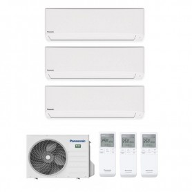 CLIMATIZZATORE PANASONIC TRIAL R32 MULTI TZ 9000+9000+9000 CU-3Z52 A++/ A++ WI-FI 2020