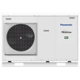 POMPA DI CALORE PANASONIC AQUAREA MONOBLOCCO ALTA CONNETTIVITA' GAS R32 9 KWt – 9 kWf
